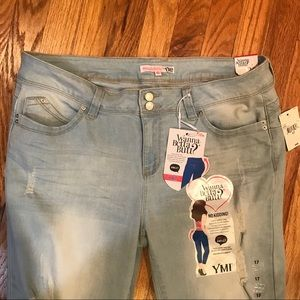 New Wanna Berta Butt Jeans.